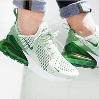 Free shipping-NIKE AIR MAX 270 Half Palm Air Sports Running Shoes