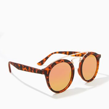 Electra Round Sunglasses | Charming Charlie