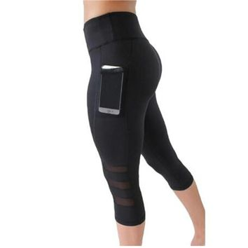 Leggings with Side Pocket for your Phone