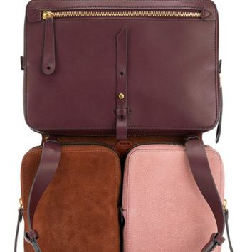 DCCKIN3 Anya Hindmarch Multi Compartment Backpack