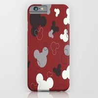 MICKEY MOUSE iPhone & iPod Case by Acus