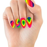 House Of Holland Nails By Elegant Touch - Tie Dye For