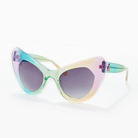 Unif The Shadys Sunglasses - Urban Outfitters