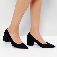 ASOS SIMPLY Block Mid Heels at asos.com