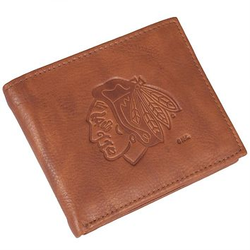 Chicago Blackhawks - Logo Bill-Fold Wallet