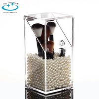 Transparent Acrylic Cosmetic Makeup Organizer