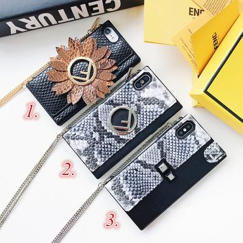 FENDI IPHONE CASE