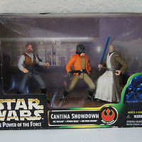 "Star Wars Action Figures  ""Cantina Showdown"" Collection Set"