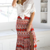 Mystic Love Skirt