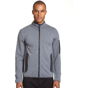 Champion Mens Tall Active Knit Jacket