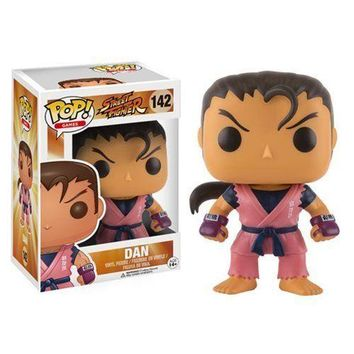 "Funko Pop Dan Street Fighter 3.75"" Vinyl Figure"