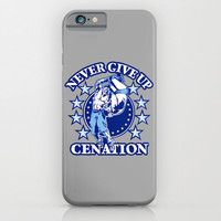 John Cena WWE iphone case