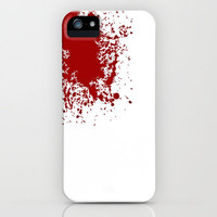 Bloody phone iPhone Case by Nicklas Gustafsson | Society6