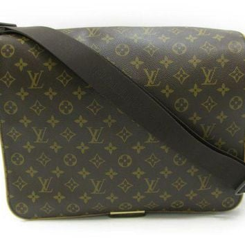 LMFON Tagre? LOUIS VUITTON Abbesses Shoulder Bag Monogram M45257