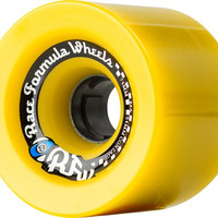 Sector 9 Race Formula 74mm 78a Yellow Offset
