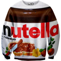 ☮♡ Nutella Sweater ✞☆