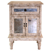 Bliss Studio Antique Bedside Table