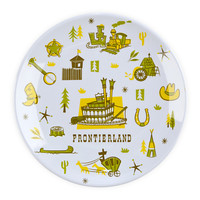 Frontierland Plate - 7''