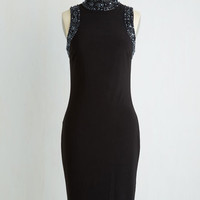 Sleeveless Sheath Fashionably Late Night Dress