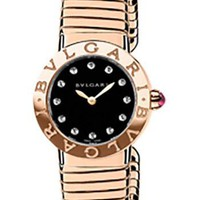 Bulgari - BVLGARI - 26mm Medium - Pink Gold