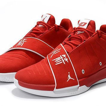 Jordan Chris Paul CP3 XI Basketball Shoe - Rocket