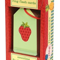 Toddler 'Counting' Flash Cards (Set of 26)