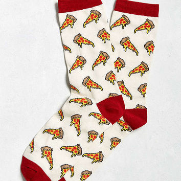 Pizza Sock | Urban Outfitters
