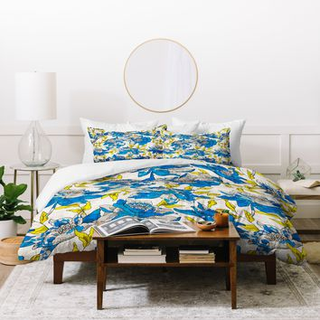 Holli Zollinger Summertime Duvet Cover