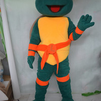 Teenage Mutant Ninja Turtles Mascot Costumes,Adults Cosplay Costumes,Halloween Mascot,Birthday Costume,Party Mascot,Turtle Cosplay Costumes
