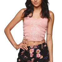 Kendall & Kylie Wrap Tulip Shorts - Womens Short - Floral -