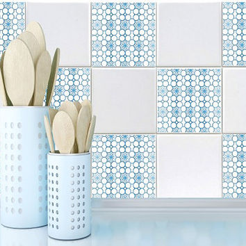 Tile Decals Stickers Tile Decals Tile Decals For Kitchen Or Bathroom Pack Of