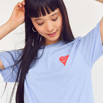 Gnarly Proddi Heart Tee | Urban Outfitters