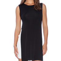 Bailey 44 Domino Dress in Black
