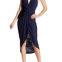 AEOM | Halter Hi-Lo Midi Dress | Nordstrom Rack