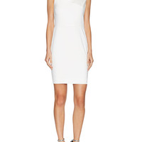 Scallop Trim Colorblock Sheath Dress by Ava & Aiden at Gilt
