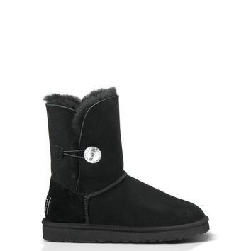 UGG? Official | Women's Bailey Button Bling Footwear | UGGAustralia.com