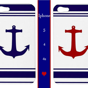 Iphone 5/4/4s Case- Iphone 5 Anchor -Anchor Iphone Case -Iphone 5 case,Iphone 4/4s ase,Iphone 5 cover,Iphone 4 /4s cover,Iphone 5/4/4s skin