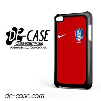 South Korea Soccer Jersey For Ipod 4 Ipod Touch 4 Case Phone Case Gift Present YO
