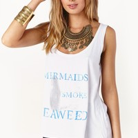 MERMAID SMOKES TANK