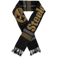 Pittsburgh Steelers  Official NFL Plaid Pashmina Scarf