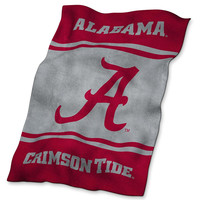 Alabama Crimson Tide NCAA UltraSoft Blanket