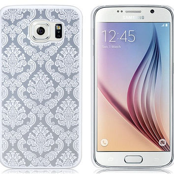 Floral Case for Samsung Galaxy S6