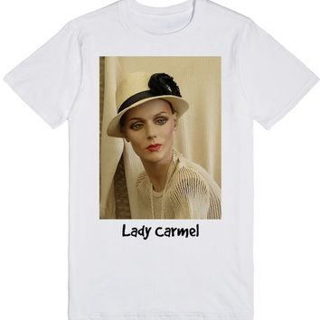 Lady Carmel | T-Shirt | SKREENED