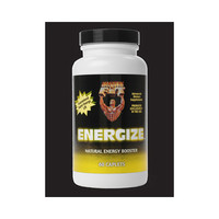 Healthy 'N Fit Energize Energy Booster (60 Capsules)