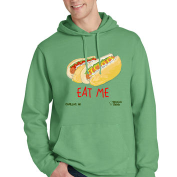 Designs by John - Eat Me! Hotdog