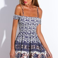 Make It Home Playsuit