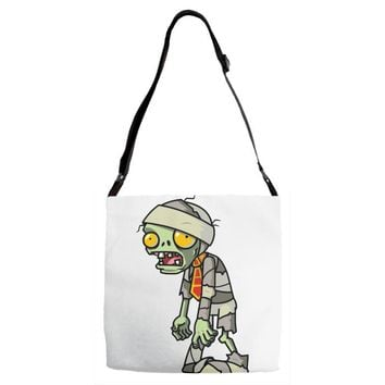 plants vs zombies Adjustable Strap Totes