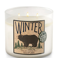 WINTER3-Wick Candle
