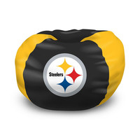 Pittsburgh Steelers NFL Team Bean Bag (96 Round)