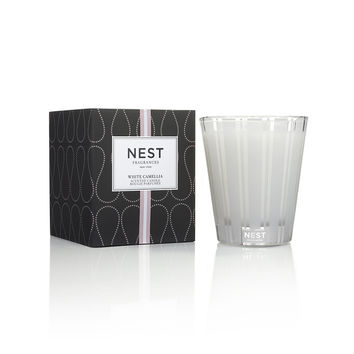New Fragrances White Camellia Classic Candle